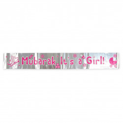 Mubarak it's a Boy Girl...