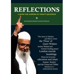 Reflections: A Quest for Answers to Today's Questions