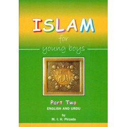 Islam for young boys - Part Two