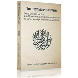 The Testimony of Faith