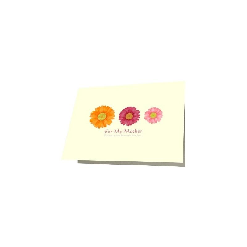 Postkort - For My Mother 2