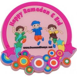 Køleskabsmagnet - Happy Ramadan & Eid
