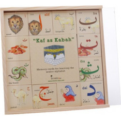 Huskespillet - Arabisk alfabet