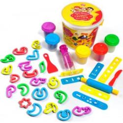 Sjov med ler - Arabiske bogstaver