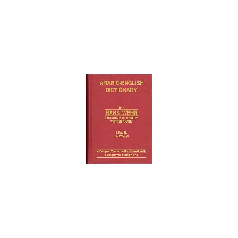 Hans Wehr: A Dictionary of Modern Written Arabic. Third Printing