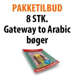 PAKKETILBUD: Gateway to arabic - alle bøger