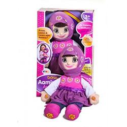 Den talende muslimske pige - Aamina