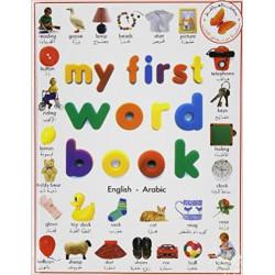My First Word Book - English to Arabic (Ordbog fra engelsk til arabisl)