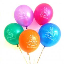 Eid Mubarak balloner -...