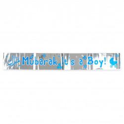 Mubarak it's a Boy Baby...