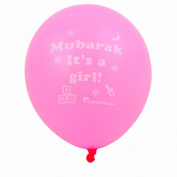 Mubarak it's a Girl...