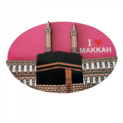 Magnet - Jeg elsker Makkah...