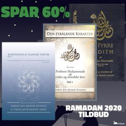 Pakketilbud: Danske bøger -...