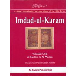 Tafseer Imdad-ul-Karam - Vol. 1 (Engelsk)