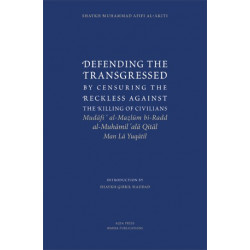 Defending the Transgressed by censuring the reckless against the killing of civilians